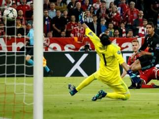 El Bayern se adelantó