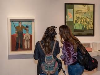 El IVAM reivindica medio siglo de trabajo de artistas 'atrevidas y valientes'