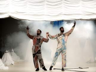 'Grand Applause': ¿performance, ópera, exposición o todo a la vez?