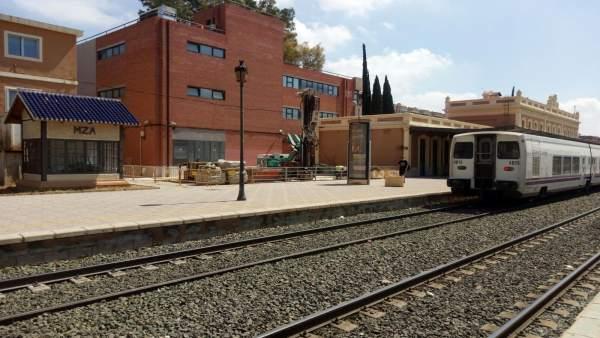Estación del Carmen