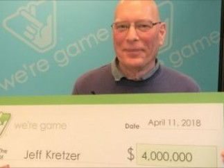 Encuentra un boleto de lotería que había perdido y gana cuatro millones de dólares