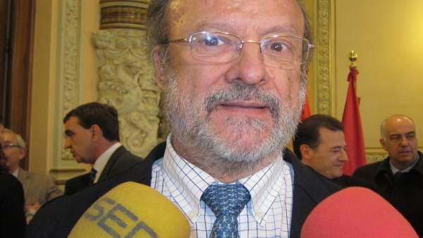 El ex alcalde de Valladolid.