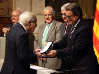Muere a los 93 años el exconseller de UDC Agustí Maria Bassols