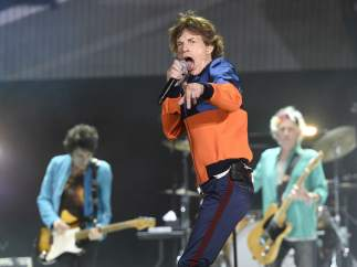 Es muy fan de los Rolling Stones