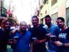 Los miembros de La Manada, condenados a nueve años de cárcel