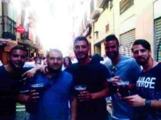 Los cinco miembros de La Manada, condenados a nueve años de cárcel cada uno por abuso sexual