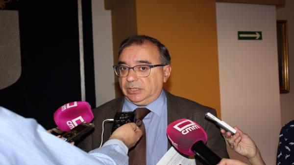 Fernando Mora en las Cortes