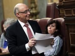 Montoro admite que la Generalitat pudo falsear facturas para desviar fondos al 1-O