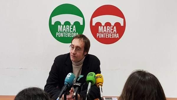 Xoán Hermida, Marea Pontevedra