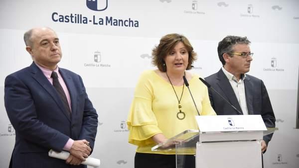 Patricia Franco, consejera Economía