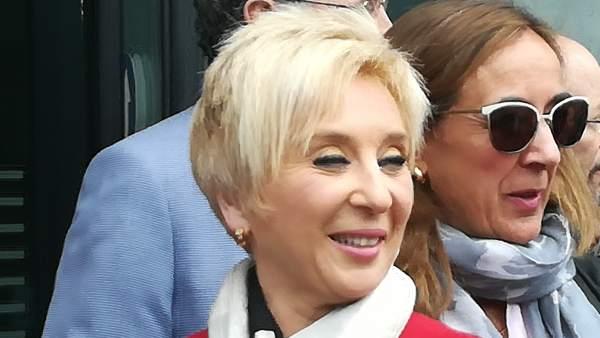 La fiscal del caso de La Manada, Elena Sarasate