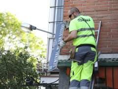 Comienza el cambio de placas del callejero franquista de Madrid