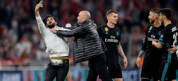 La UEFA abre expediente al Bayern Múnich por los incidentes tras el partido ante el Real Madrid