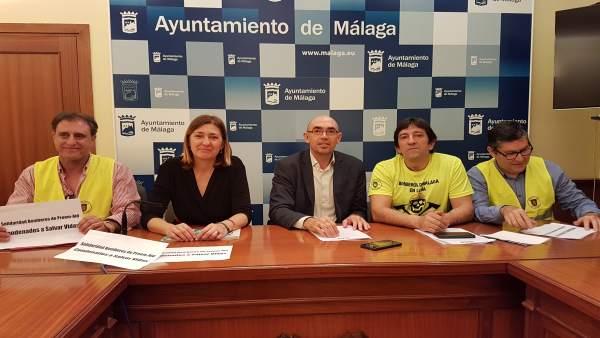 Torralbo y Zorrilla en rueda de prensa