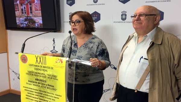 Presentación mayos 2018 Ciudad Real