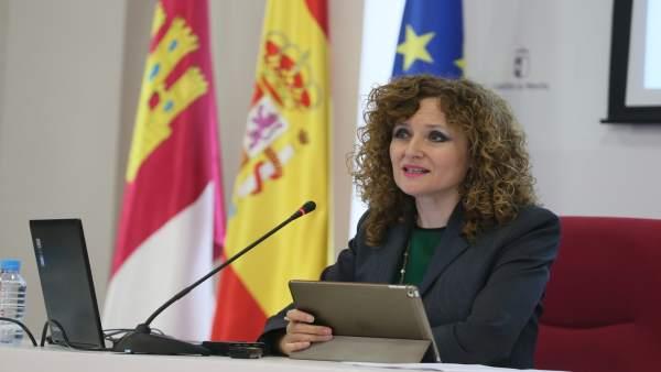 Pilar Cuevas, viceconsejera Administración Local