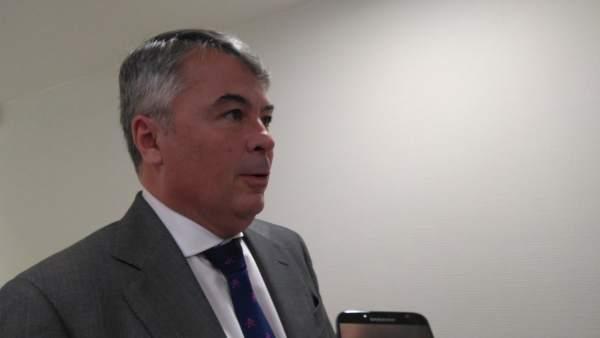 Agustín Martínez Becerra, abogado de cuatro miembros de 'La Manada'
