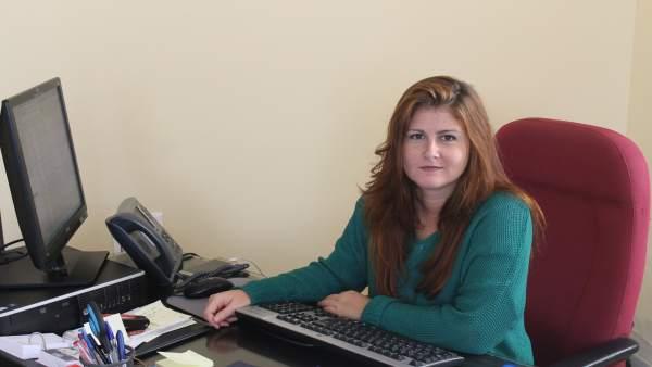 Portavoz de Participa Sevilla, Susana Serrano