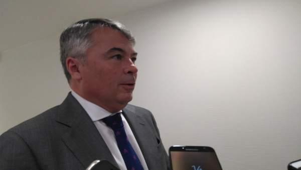Agustín Martínez Becerra, abogado de cuatro miembros de 'La Manada'.