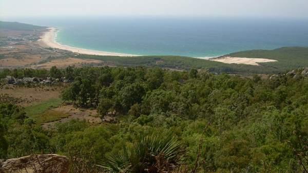 Imagen del Parque Natural del Estrecho