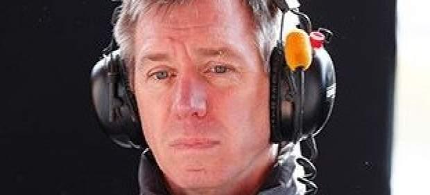 McLaren se carga a su director técnico Tim Goss por el bajo rendimiento del monoplaza