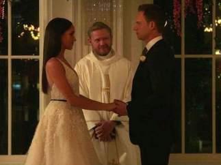 Meghan Markle se despide de su carrera como actriz antes de su boda... con una boda en televisión