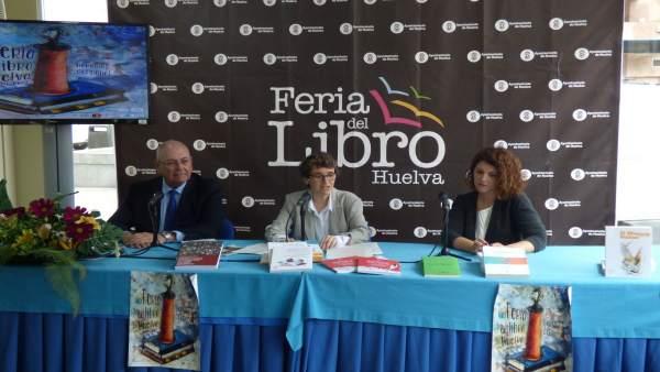 Presentación de los libros de la UNIA.