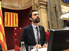 Torrent convoca el pleno para debatir la ley que plantea investir a Puigdemont