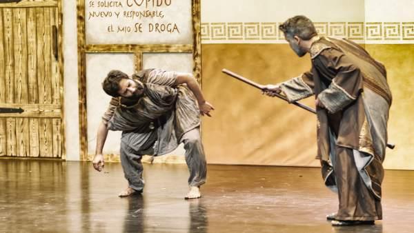 Obra de teatro que se representará en 'Las Siete Llaves'