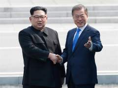 Kim Jong-un promete cumplir los acuerdos entre las dos Coreas en una histórica cumbre