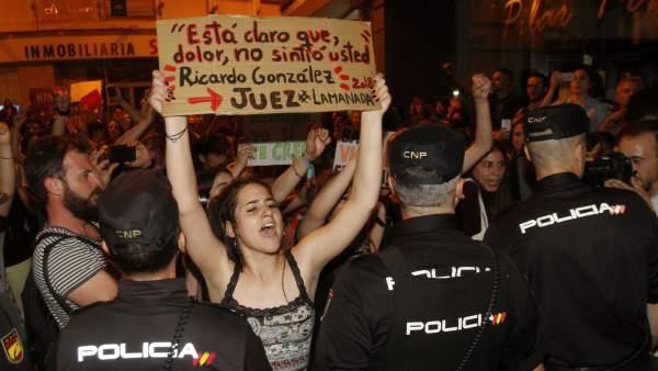 Protestas en Córdoba