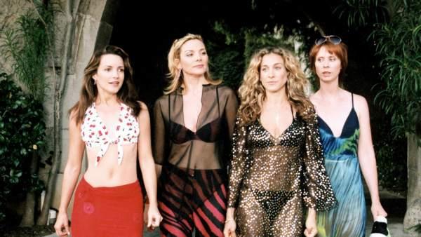 'Sexo en Nueva York' (1998-2004)