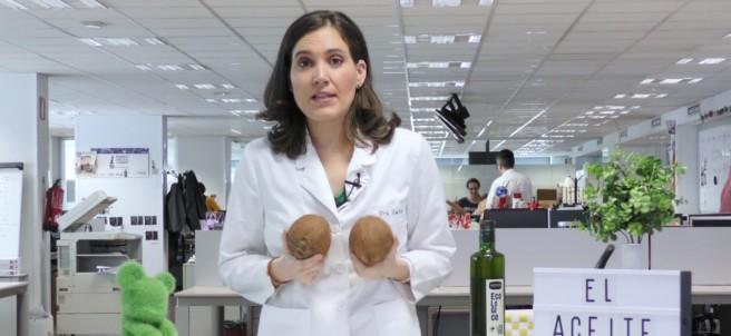 Boticaria y el aceite de coco