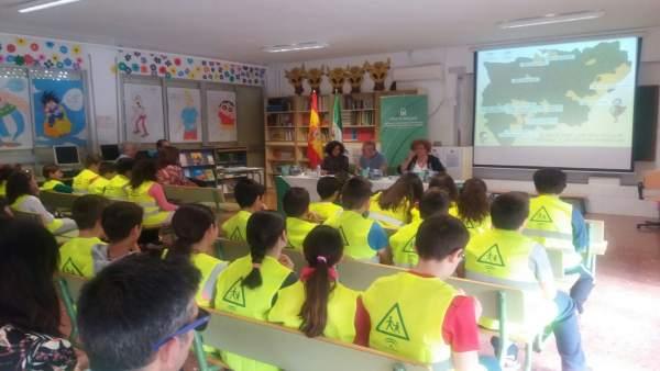 Clausura de la XXIV campaña 'Aprende a crecer con seguridad'.