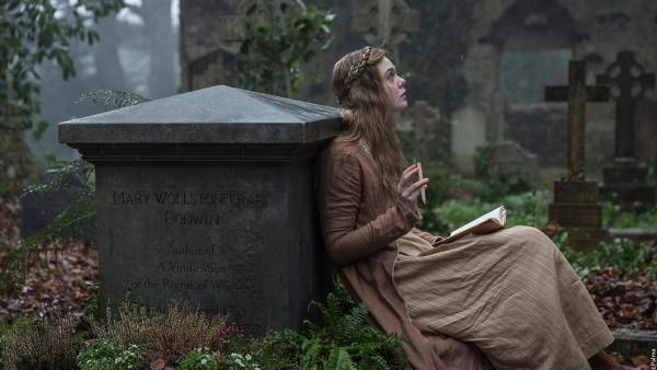 Mary Shelley Haifa Al-Mansour Elle Fanning