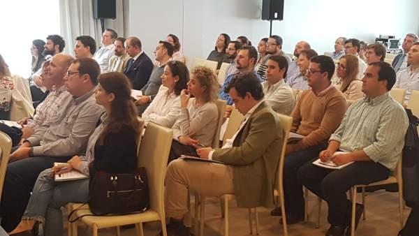 Seminario organizado por gestores administrativos