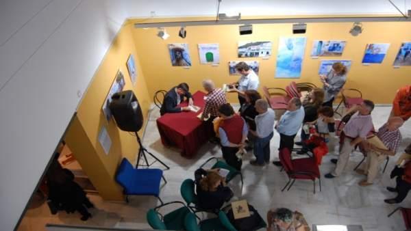 Presentación de 'Dolmen' en Valencina de la Concepción