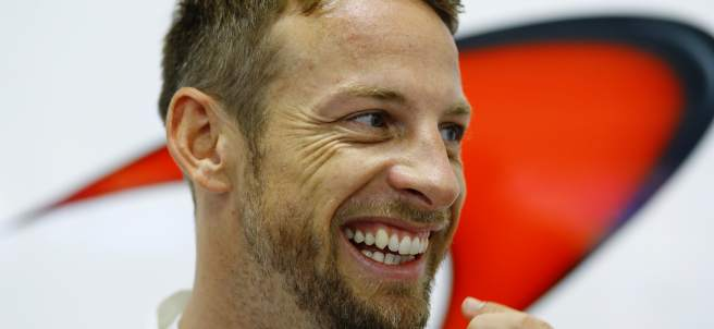 6. Jenson Button