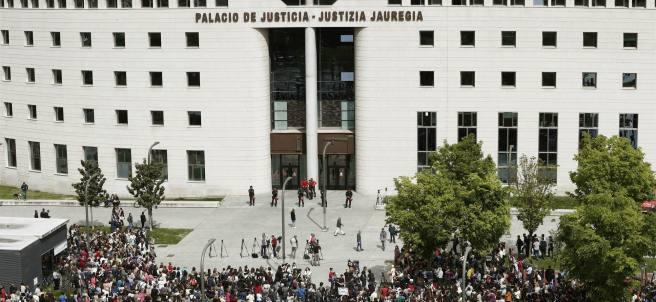 Palacio de Justicia de Navarra
