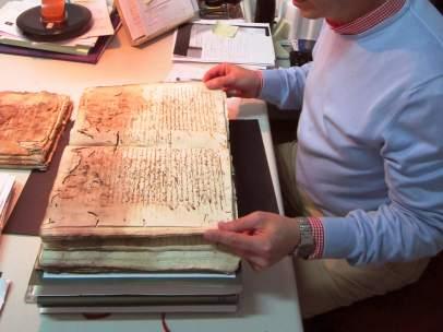Documentos inéditos de Cervantes