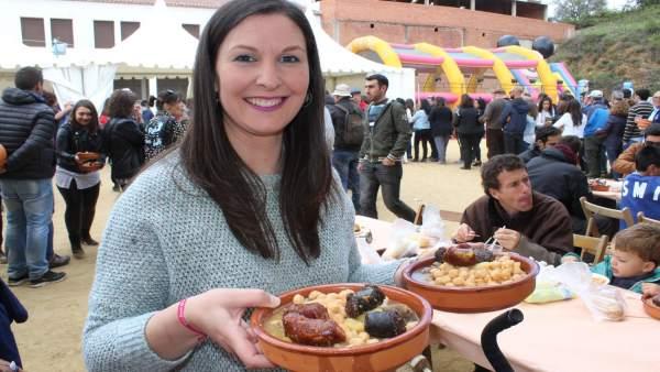Jabugo (Huelva) organiza el 'Mayor Cocido del Mundo'