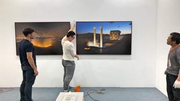 Cultura lleva el trabajo de seis artistas de la Región a la feria 'Art Beijing'