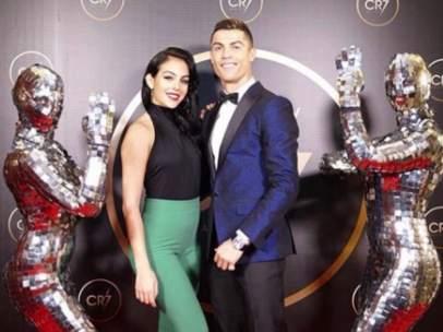Alerta de boda: Cristiano Ronaldo y Georgina Rodríguez