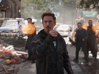 ¡Vengadores: Infinity War¡