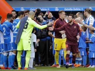 Las mejores imágenes del título de Liga del Barcelona