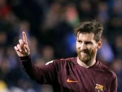 Messi es el futbolista mejor pagado del mundo