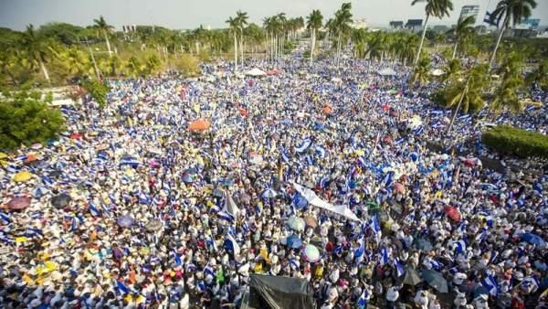 Resultado de imagen para protestas en nicaragua