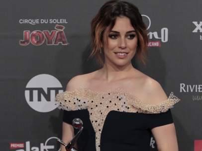 Blanca Suárez en los premios Platino