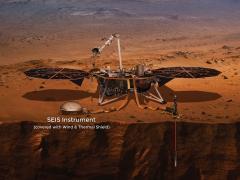 TWINS Insight NASA España Marte