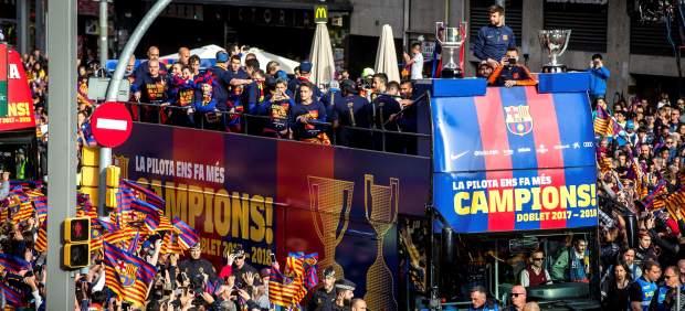 Rúa del Barça